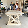 Shanty 2 Chic - 2 Sisters. Woodworkers. Renovators. Furniture Designers.