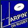 HARPIN' ON RUGBY