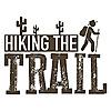 Hiking The Trail