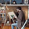 Nova Scotia Art Robert Martel. Sketch Blog.