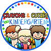 Crayons & Cuties In Kindergarten