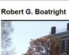 Robert G. Boatright - Professor of Political Science