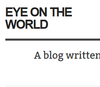 Eye on the World - Political geography