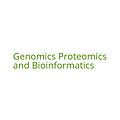 Genomics Proteomics and Bioinformatics
