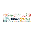 Keep Calm and Teach 5th Grade