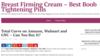 Breast Firming Cream – Best Boob Tightening Pills