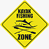 KAYAK FISHING ZONE