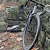 A Cyclocross Racer