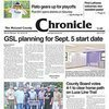 The McLeod County Chronicle | Glencoe News Online