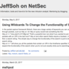 JeffSoh on NetSec