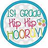 1st Grade Hip Hip Hooray!