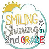 Smiling and Shining in Second Grade