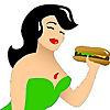 Junk Food Betty