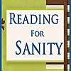Reading For Sanity : A Book Review Blog