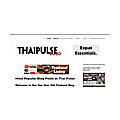 Thai Pulse - Thailand Blog: Expats Living in Thailand, Video, Photos