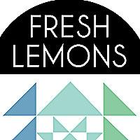 Fresh Lemons Modern Quilts
