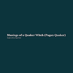 Musings of a Quaker Witch