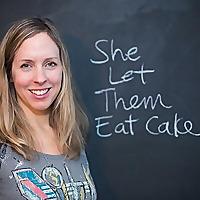She Let Them Eat Cake