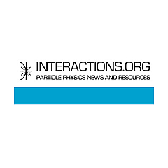 Interactions.org - Particle Physics News and Resources