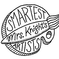 Mrs. Knight's Smartest Artists | Kids Art and Craft Blog