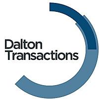 RSC - Dalton Transaction Journal