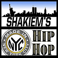 DJ Shakiem Hip-Hop Mixtape Podcast