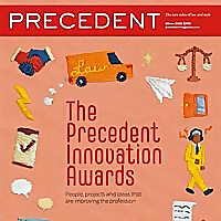 Precedent Magazine   The new rules of law and style