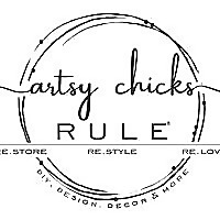 Artsy Chicks Rule | DIY Interior Design Blog