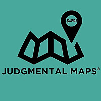 Judgmental Maps | Your city. Judged.
