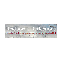 Reidbord's Reflections