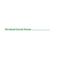 Dividend Growth Forum