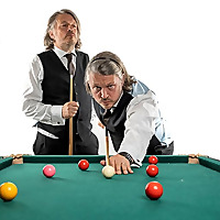 Me1 vs Me2 Snooker with Richard Herring - Podcast