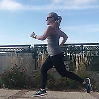Crazy Running Girl | Lora | Cool Running Blog