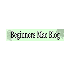 Beginners Mac Blog