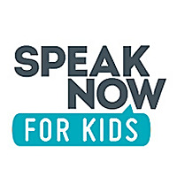 Speak Now For Kids Blog