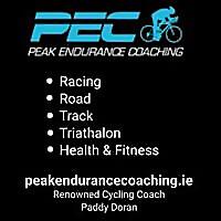 Paddy Doran - Peak Endurance Cycling Coaching Blog