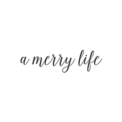 A Merry Life | Weight Loss, Food & Lifestyle Blog