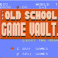 Gaming With The Vault