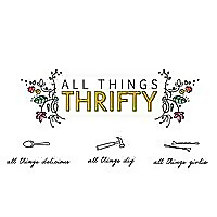All Things Thrifty - All Things DIY