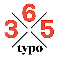 365typo 365 stories on type, typography and graphic design