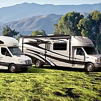 California Motor Home Rentals