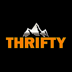 Thrifty Outdoors Man