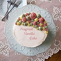 Fragrant Vanilla Cake » Cakes And Cupcakes
