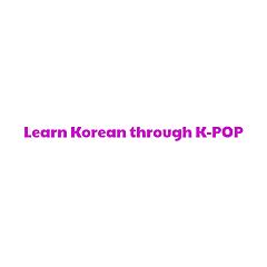 Learn Korean through K-POP