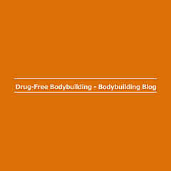 Drug-Free Bodybuilding