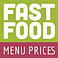 Fast Food Menu Prices