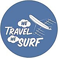 We travel We surf