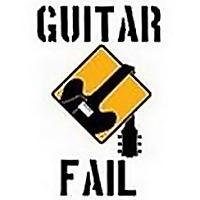 Guitar Fail