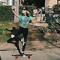 Skating Fashionista