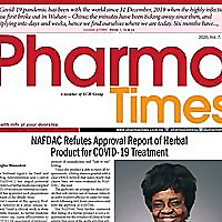 PharmaTimes   For the pharmaceutical and healthcare sectors